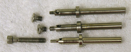 full shot of compared base threads
