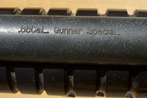 gunner special engraving