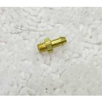 Brass 3-56 barbs for ANS or Dye 3 ways, new