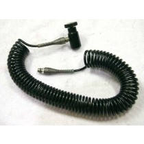 Microline coiled remote, 24.5 inches.