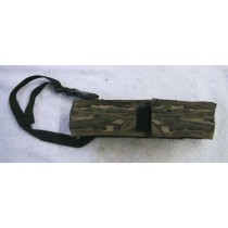 Tree camo 1 pod or 12 oz tank holder harness, cut for vertical belt