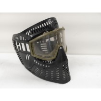 JT X Fire mask, bad shape, see photos, no strap