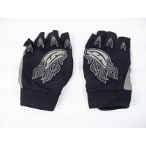 JT Flame gloves, cut off fingers, fit like large, no tag