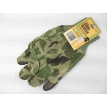New Cool camo gloves, mesh, super stealth, new, one size fits all