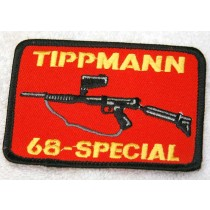 Tippmann 68 Special Patch, new