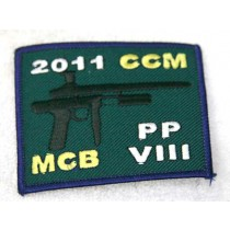 2011 CCM and MCB Pump Pandemonium 8 patch, new shape.