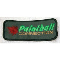 Paintball Connection Patch, new
