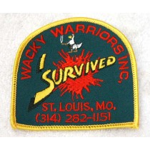 I survived Wacky Warriors patch, new