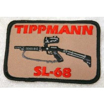Tippmann SL-68 1 patch, new