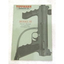 Tippmann Model 98 manual. Used shape