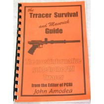 Trracer Survival Guide by John Amoeda, good shape