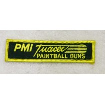 PMI Trracer Paintball Guns Patch, new