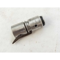 CMI bolt and hammer. Low grade stainless, not adjustable