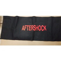 Aftershock Unique Sporting Goods Embroidered flag / patch