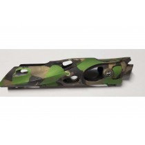 Shocktech ion bodies with cut outs - Woodland Camo