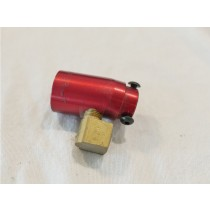 Looks new, Cooper T used shape back bottle adapter with 1/8 th npt input