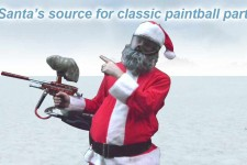 Paintgun sale today 2/4/13 and video: Santa's Source for Classic Paintball Parts and Memorabilia, BacciPaintball.com!