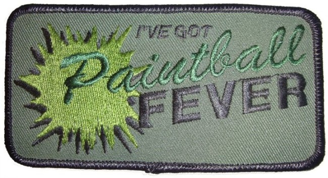 paintball fever patch