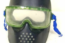 Airgun Designs / PMI Paintball Facemask - AGD's first product