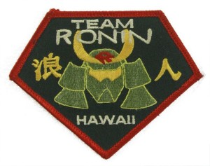 team-ronin-hawaii-patch