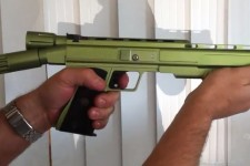 Paul Schreck's Green Left Feed Kamikaze Shooter / Duck Rebuild