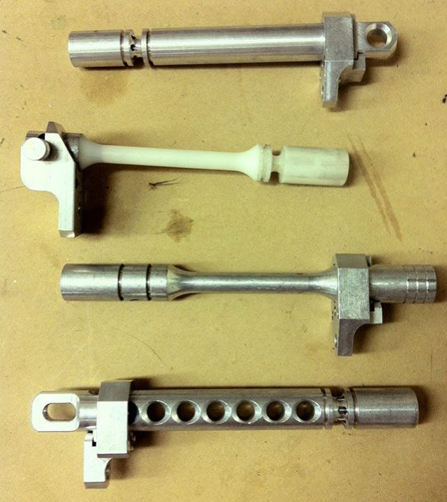 prototype kapp autococker bolts