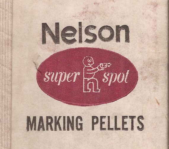 Super spot paintballs by nelson