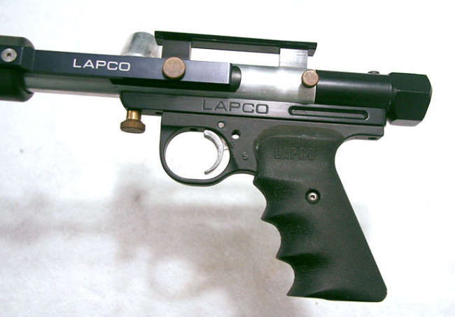 ranger frame on lapco force recon