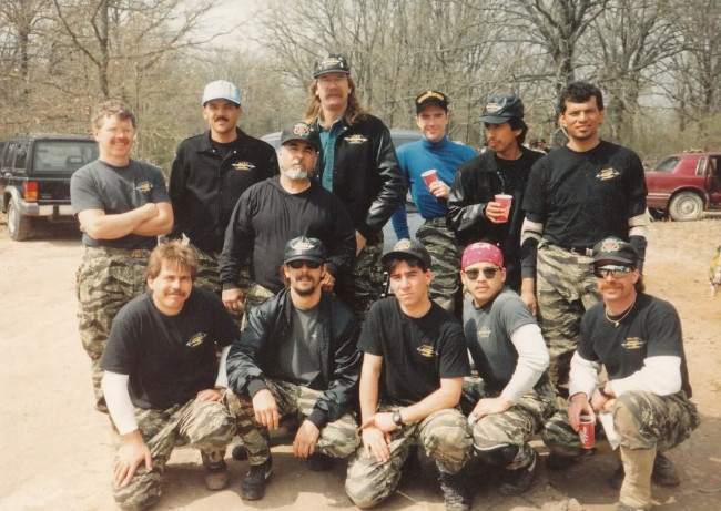 California Bushmasters at the Lone Star Open
