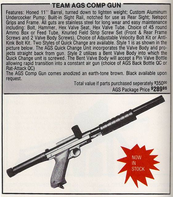 ags comp ad from apg september 1989