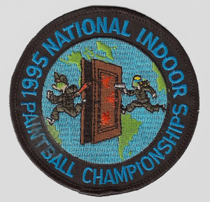 Splat 1 1995 National Indoor Patch
