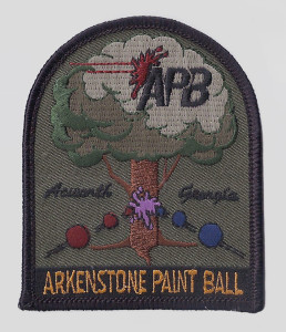 Arkenstone Paintball patch c.91?
