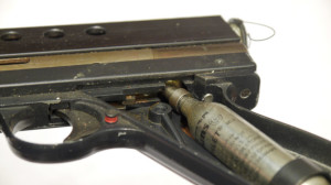 12 gram piercer on kbs