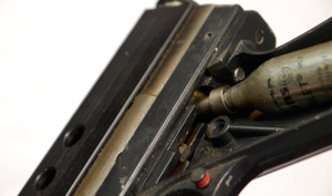 top view of 12 piercer