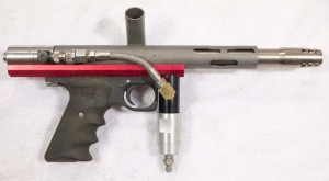 Minimag right side with no hot shots gas through grip