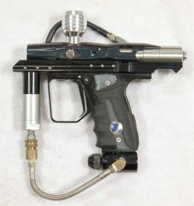 It Automag left with K-C Gas through grip
