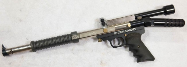 Left Side of stock ghost 32