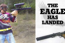 Will an Eagle shoot? Brass Eagle's first semi-auto c. 1988-89