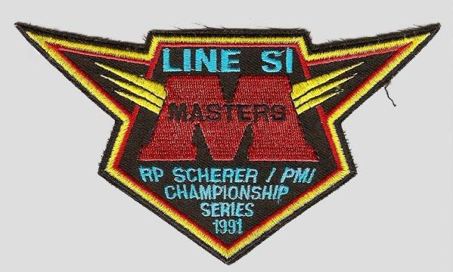 Line SI Master Tournament Patch