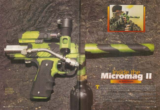 The Micromag 2 in May 1996 APG by Ravi Chopra.