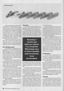 Page 3 of Ravi Chopra's May 1996 Action Pursuit Games on the Micromag 2.