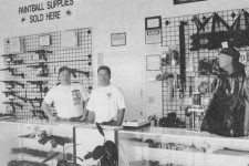 Pacific Paintball & Supply featured in APG, January 1993