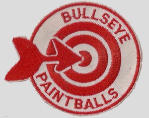 Bullseye patch