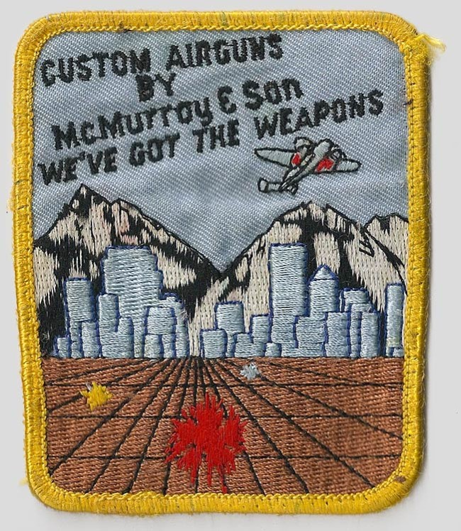 McMurray and Sons Aircraft patch