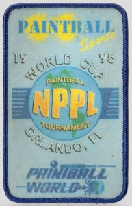1995 World Cup patch.