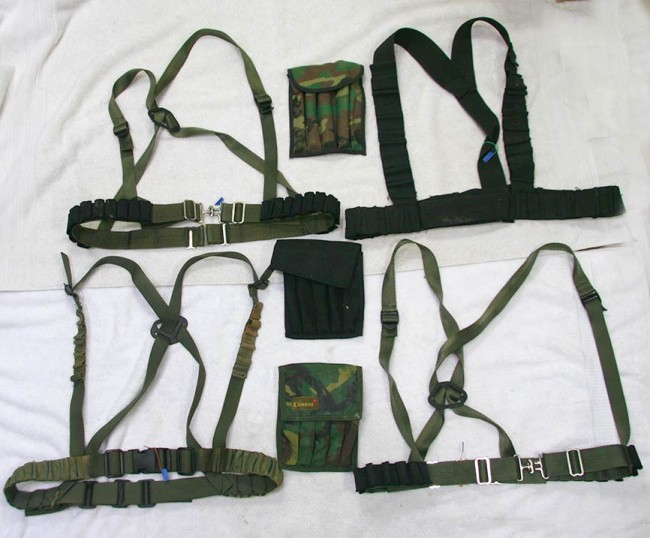 old stock class harnesses