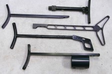 Nelspot parts, stocks and air accessories