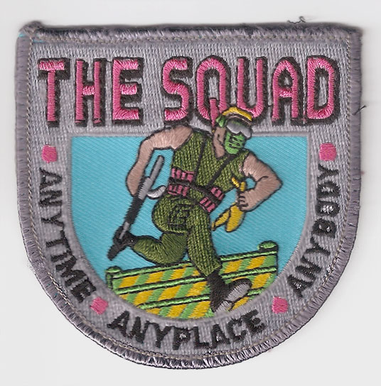 The Squad patch