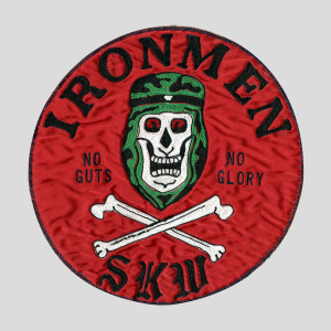 Ironmen Jacket patch