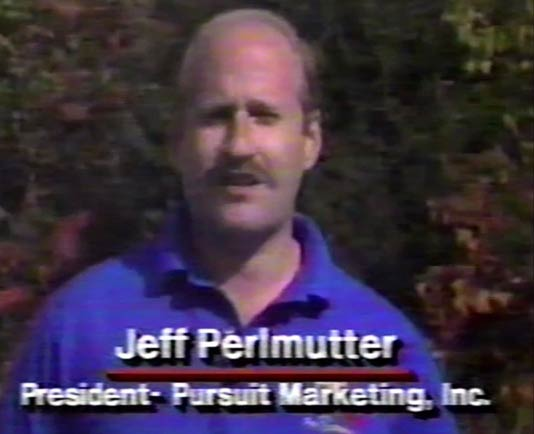 Link to Jeff Perlmutter talking about PMI.